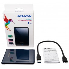 HDD ADATA HV620 1TB USB 3.0 Blue