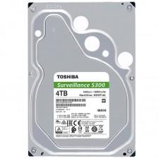 HDD 4Tb TOSHIBA Surveillance S300(для видеонаблюдения)