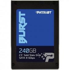 SSD 240 Gb SATA 6Gb/s Patriot Burst Elite