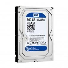 HDD WD 500GB 3,5 (ресертифицированный)
