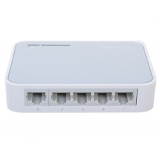 Switch Tp-link TL-SF1005D <5-port 10/100 mini Desktop Switch, 5 10/100 RJ45 ports, Plastic case>